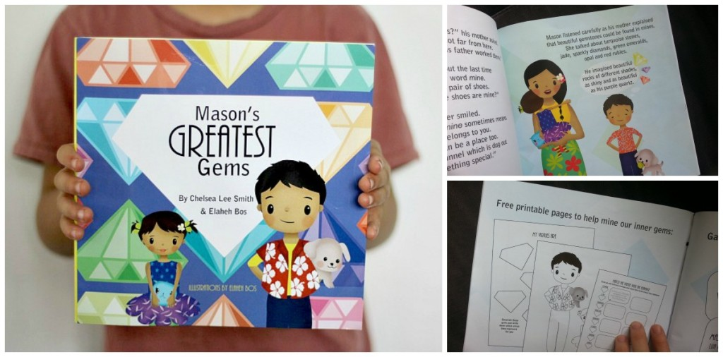 Mason's Greatest Gems is a great gift for kids as well as teachers